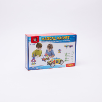 Juniors Magical Magnet 40-Piece Playset