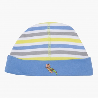 Tom and Jerry Striped Cap