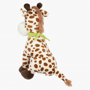 Juniors Giraffe Plush Toy