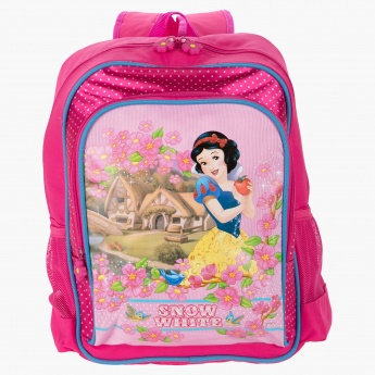 Snow White Printed Backpack