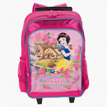 Snow White Trolley Backpack