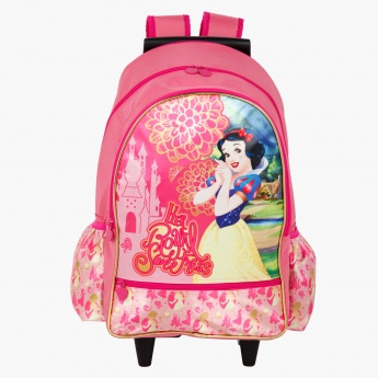 Princess Printed Roller Backpack