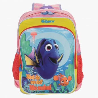 Finding Dory Printed Backpack