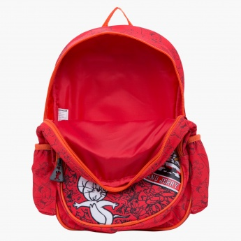 Tom and Jerry All Over Print Backpack