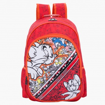 Tom and Jerry Insulated Mini Backpack