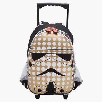 Star Wars Printed Roller Backpack