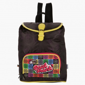 Paul Frank Printed Backpack