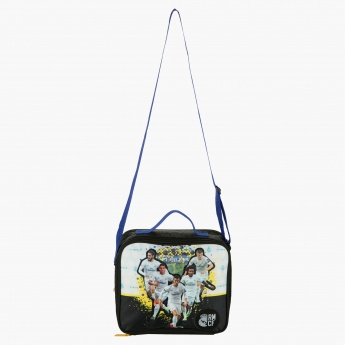 Real Madrid Insulated Lunch Bag