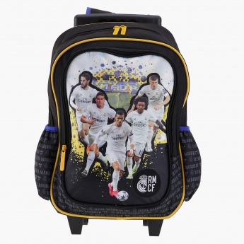 Real Madrid Trolley Backpack