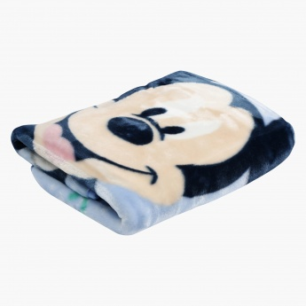 Mickey Mouse Printed Blanket