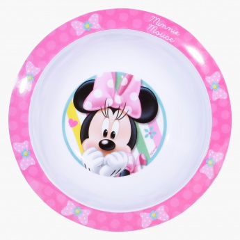 Minnie Mouse Printed Bowl