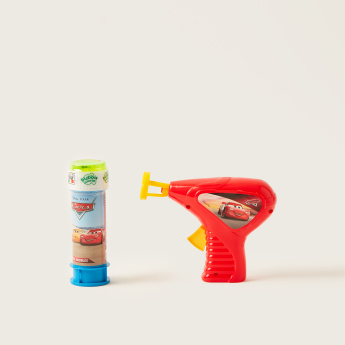 Cars Bubble Gun Toy - Small