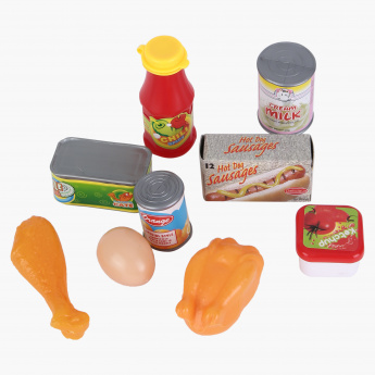 Funny Food Playset