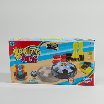 Bowling Game Set with 3D Light