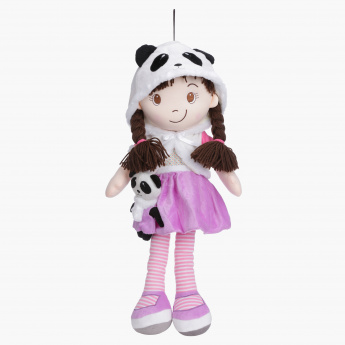 Juniors Rag Doll with Panda