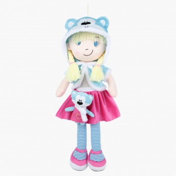 Juniors Rag Doll with Bear