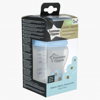 Tommee Tippee Printed Feeding Bottle - 260 ml