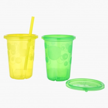 The First Years Straw Cup - Set of 4