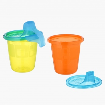The First Years Take and Toss Spill Proof Cup - Set of 6