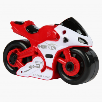 Friction Stunt Bike