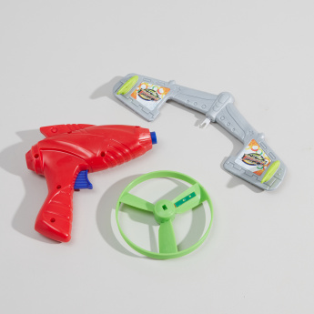 Flashing Twister Gun Toy