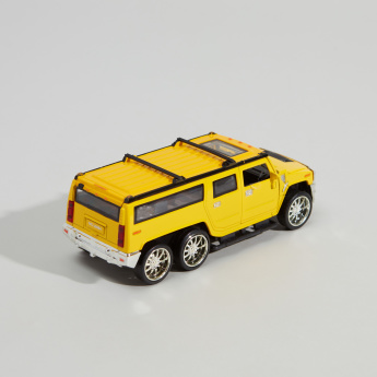 Die Cast Toy Car with Opening Doors