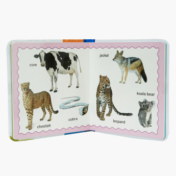 Animals and Birds Board Book