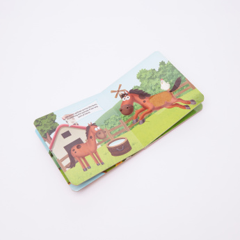 Touch and Feel Farm Animals Book