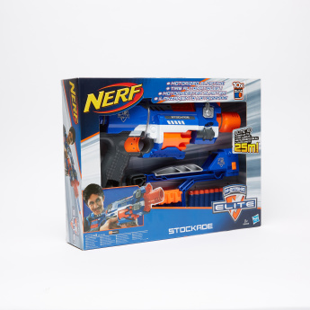 Nerf Stockade Blaster Toy Set