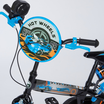 Hot Wheels Printed Bicycle