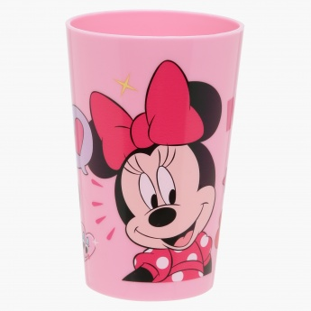 Minnie Mouse 3-Piece Printed Dinner Set