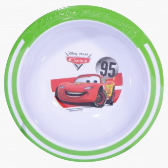 Cars Printed Feeding Bowl
