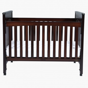 Juniors Analiza Wooden Baby Crib