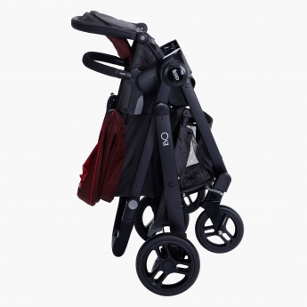 EVO TRAVEL SYSTEM-BIT CHOCO FIERY RED