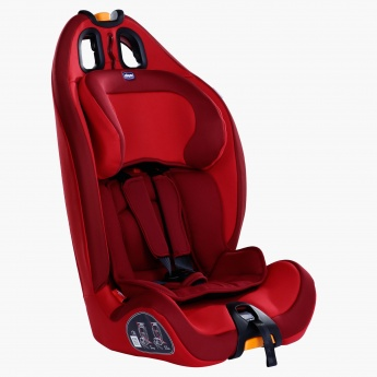 chicco gro up 123 baby car seat red shoulder strap. Black Bedroom Furniture Sets. Home Design Ideas