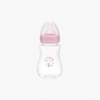 Juniors Wide Neck Feeding Bottle - 250 ml