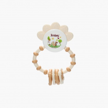 Juniors Rattle Teether