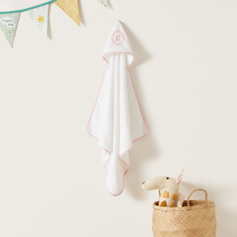 Giggles Printed Towel with Hood - 75x75 cms