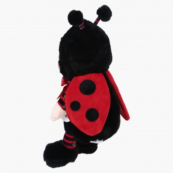 Juniors Lady Bug Soft Toy
