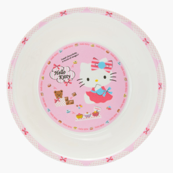 Hello Kitty Printed Feeding Bowl