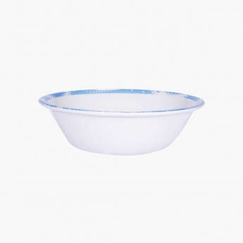 Mickey Mouse Print Round Bowl