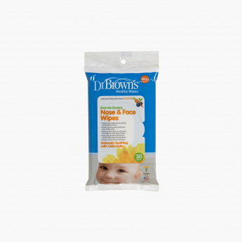 Dr. Brown's Nose and Face Wipes
