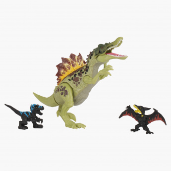 Dino Valley Spine Attack Play Set