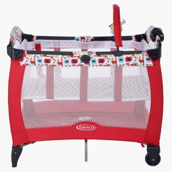 Graco Pack'n Play Contour Electra Bassinet
