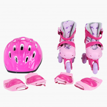 Juniors Inline Skates Set