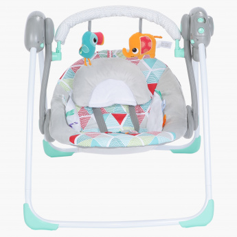 Bright Starts Portable Swing