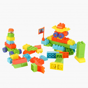 Juniors 100-Piece Blocks Playset