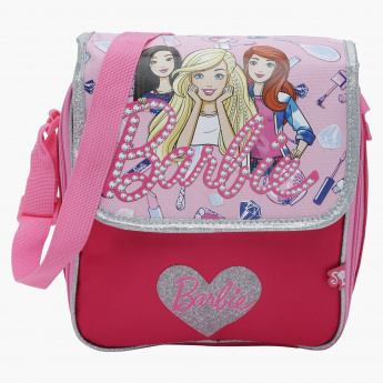 Barbie Print Lunch Bag
