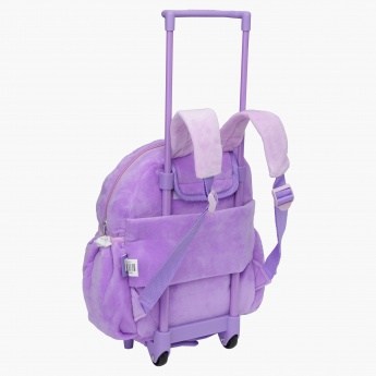 Sofia the First Printed Trolley Bag with Two Wheels