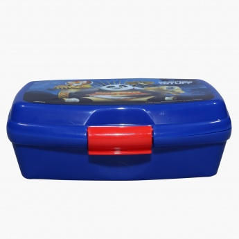 Kung Fu Panda Print Lunch Box